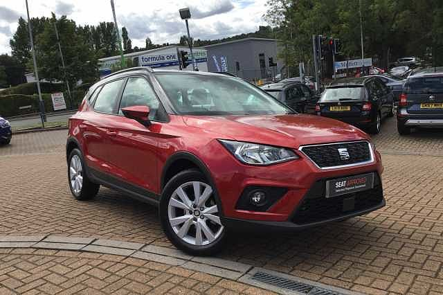 SEAT Arona 1.0TSI 115PS SE TECH DSG